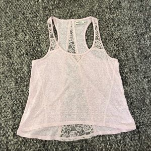 Abercrombie Kids Purple Girls Tank Top